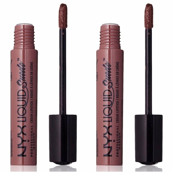 NYX Other - 2-Pack NYX Brooklyn Thorn Liquid Suede Lip Creams